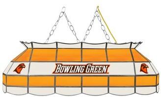 Trademark Global NCAA 3 - Light Pool Table Geometric Pendant