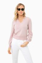 Brochu Walker Pamona Pink Melange Delphina Pullover