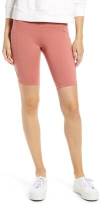 Velvety Soft Key Items Pocket Bike Shorts