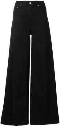 Alberta Ferretti wide leg jeans