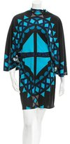 Mara Hoffman Silk Printed Dress w/ Tags