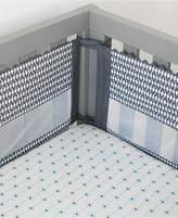 Petunia Pickle Bottom Southwest Skies Secure-Me 4-Pc. Geo-Print Crib Liner Set Bedding