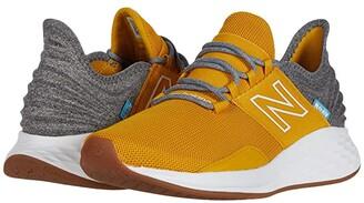 New Balance Fresh Foam Roav Tee Shirt (Natural Indigo/Light Aluminum) Men's Running Shoes