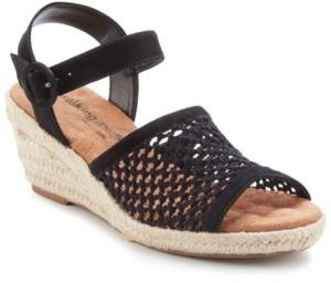 Walking Cradles Avery Wedge Sandal Women's Shoes