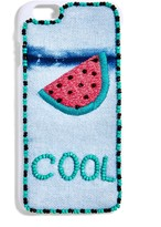 BaubleBar Cool Down iPhone Case