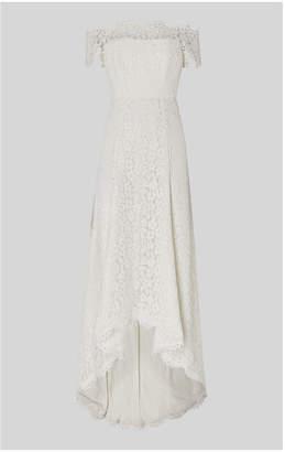 Whistles Rose Wedding Dress