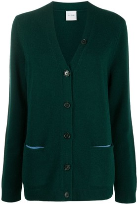 Paul Smith V-neck knitted cardigan