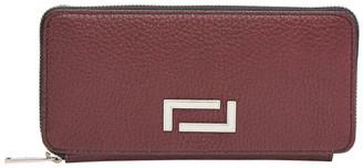 Lancel A10189 Pia Zip Around Wallet