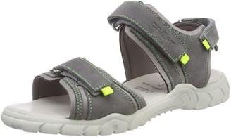 Däumling Daumling Men's Noah Open Sandals Grey Size: 8 UK