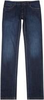 Dolce & Gabbana Indigo Skinny Stretch Denim Jeans