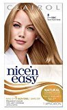 Clairol Nice n Easy Hair Dye Natural Medium Blonde 8 (PACK OF 4)