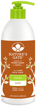 Nature's Gate Vegan Lotion Colloidal Oatmeal