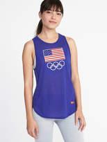 Old Navy Team USA® Flag Tank for Women