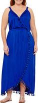 Spense Sleeveless Maxi Dress-Plus