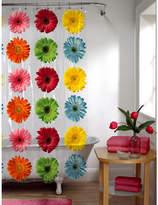 Gerber Maytex Mills Maytex Daisy PEVA Vinyl Shower Curtain