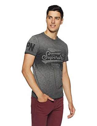 Superdry Men's High Flyers Low Roller Tee Kniited Tank Top,XX-Large (Size: 2XL)