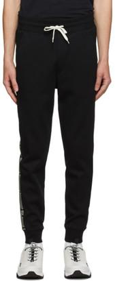 HUGO BOSS Black Logo Tape Lounge Pants