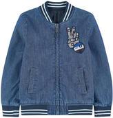 Ikks Reversible bomber jacket