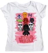 Star Wars Girl's Short-Sleeve Tee