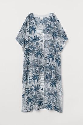 H&M Cotton-blend Kaftan