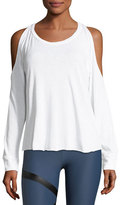 Lanston Cutout Pullover Performance Top