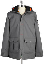 Helly Hansen Zip-Up Parka
