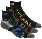 New Balance N674-3 Ankle Socks 3-Pack (Men's)