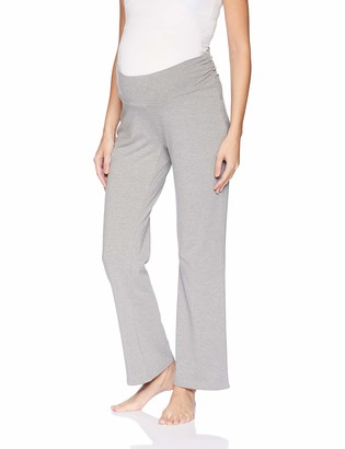 Motherhood Maternity Women's Maternity Full Length Sleep Knit Pants