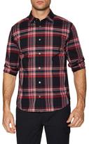 John Varvatos Slim Fit Turnback Placket Sportshirt