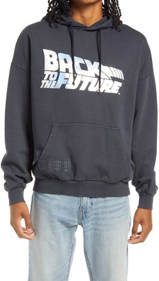 Eleven Paris Back to the Future Hoodie
