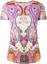 Etro Hindu print T-shirt