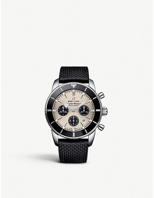 Breitling AB0162121B1S1 Superocean Heritage II B01 Chronograph 44 stainless steel watch