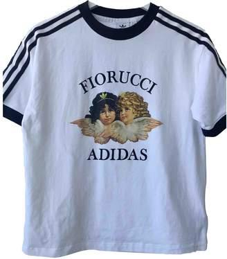 Fiorucci White Cotton Top for Women