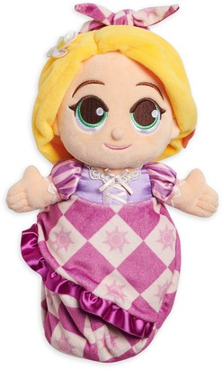 Disney Babies Rapunzel Plush Doll in Pouch Tangled Small 11''