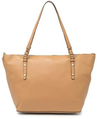 Kate Spade Polly Large Leather Zip Tote Bag