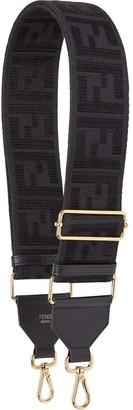 Fendi FF motif bag strap