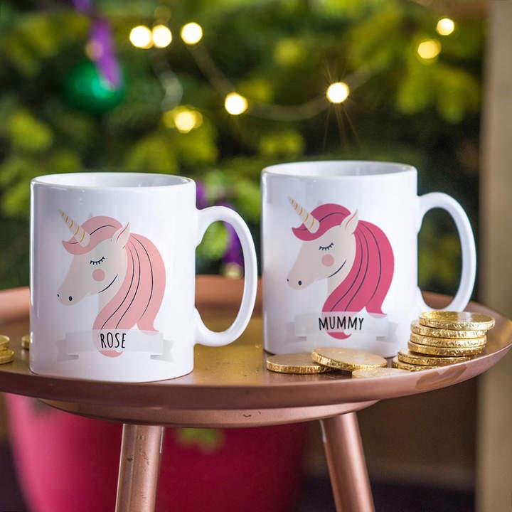 9e03a988c18 TheLittleBoysRoom Personalised Magical Unicorn Mug