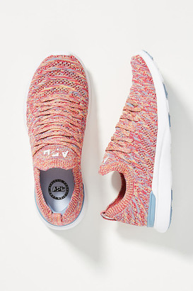 APL Athletic Propulsion Labs TechLoom Wave Sneakers By in Pink Size 6