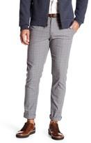 Original Penguin Slim Plaid Trousers