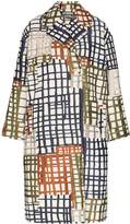 Jacquemus Le Manteau Carreaux coat