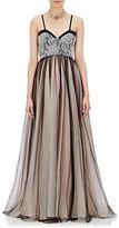 Lanvin Women's Bustier Gown
