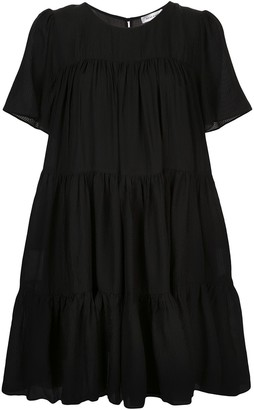 Anine Bing Tabitha short-sleeve dress