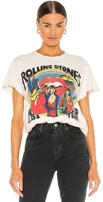 MadeWorn The Rolling Stones Tee