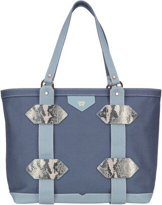 Kelly Wynne Small Out of Town Tote