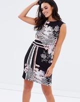 Wallis Floral Stripe Tunic