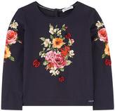 Dolce & Gabbana Flower-printed T-shirt
