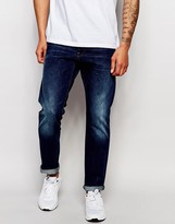 G Star G-Star Jeans Stean Tapered Fit Wisk Dark Aged