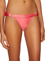 Vix Paula Hermanny Solid Bia Tube Full Bikini Bottom