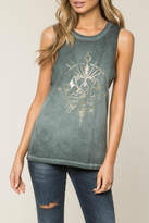 Spiritual Gangster Excite Rocker Tank Top