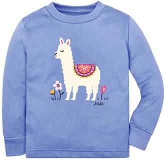 Jo-Jo Jojo Maman Bebe Llama Skinny Fit Pajamas